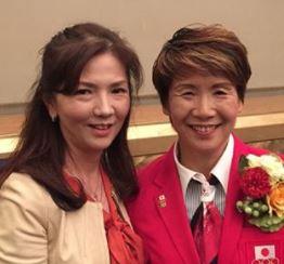 二村 知子 結婚